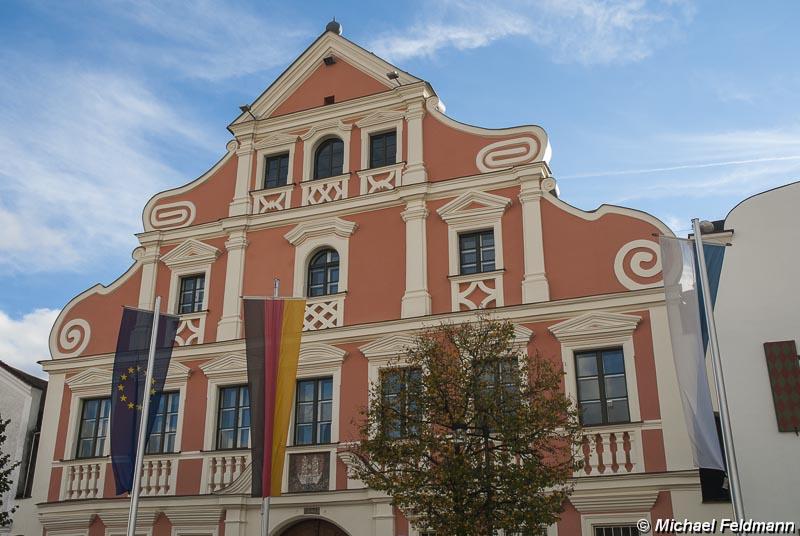 Kelheim Rathaus