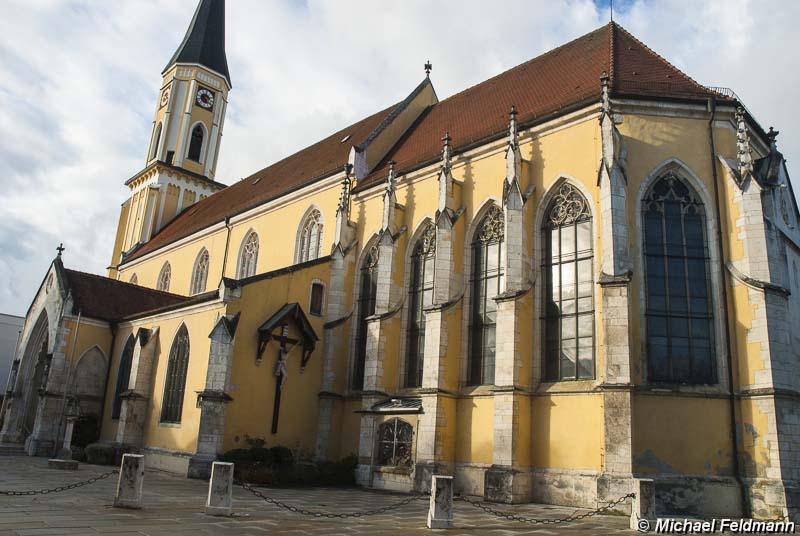 Maria Himmelfahrt Kelheim