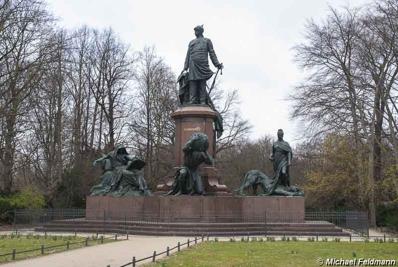 Bismarck Nationaldenkmal