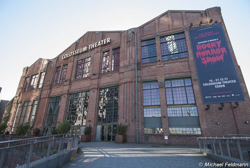 Essen Colosseum Theater