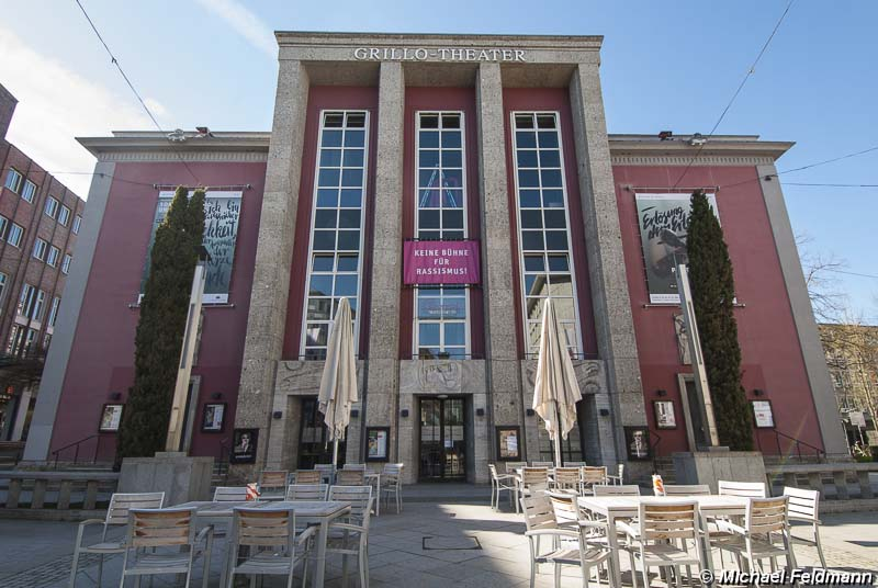 Essen Grillo Theater