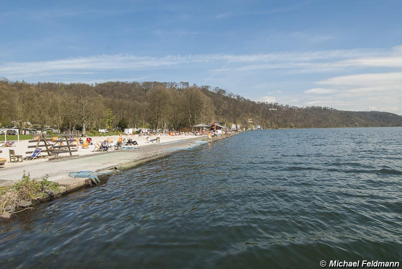 Essen Seaside Beach Baldeney