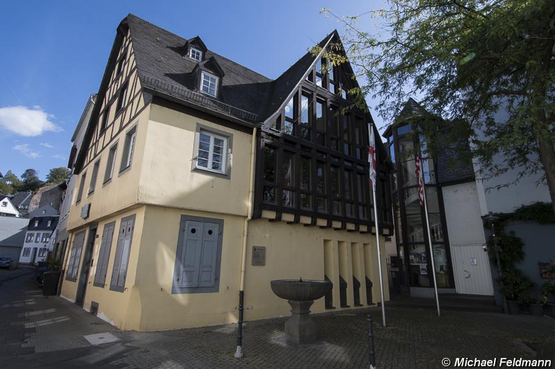 Koblenz Mutter-Beethoven-Haus