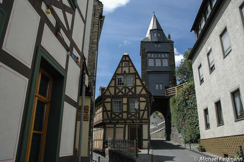 Bacharach Steeger Tor