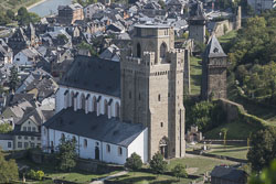Martinskirche in Oberwesel