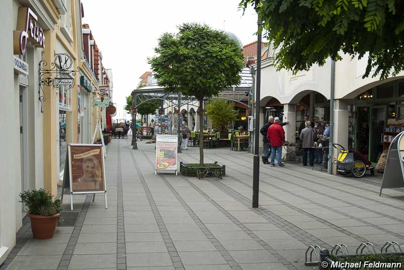 Shopping in Kühlungsborn