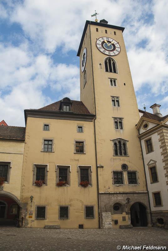 Rathausturm Regensburg