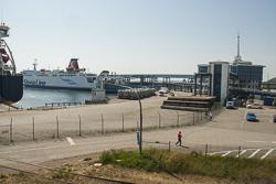 Sassnitz Fährhafen
