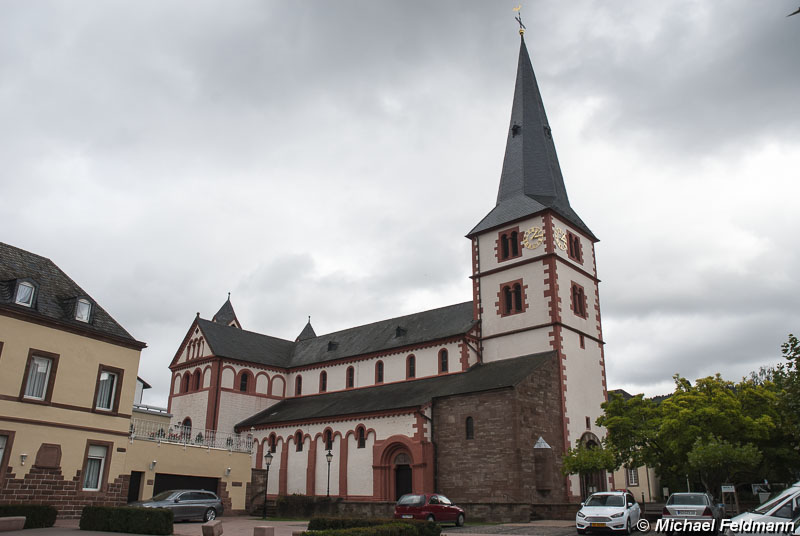 Peterskirche in Merzig