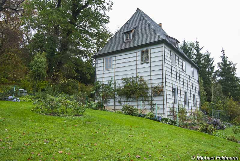 goethes gartenhaus im ilmpark in weimar. Black Bedroom Furniture Sets. Home Design Ideas