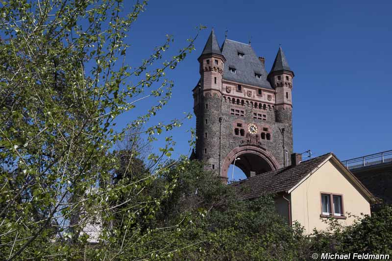 Nibelungenturm in Worms