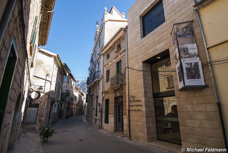 Museu modernista Can Prunera in Sóller